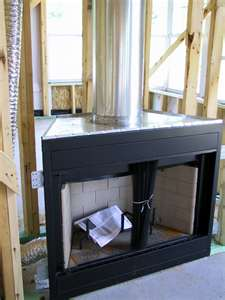 Care maintenance of your factory built fireplace adams for Wood stove insert for prefab fireplace
