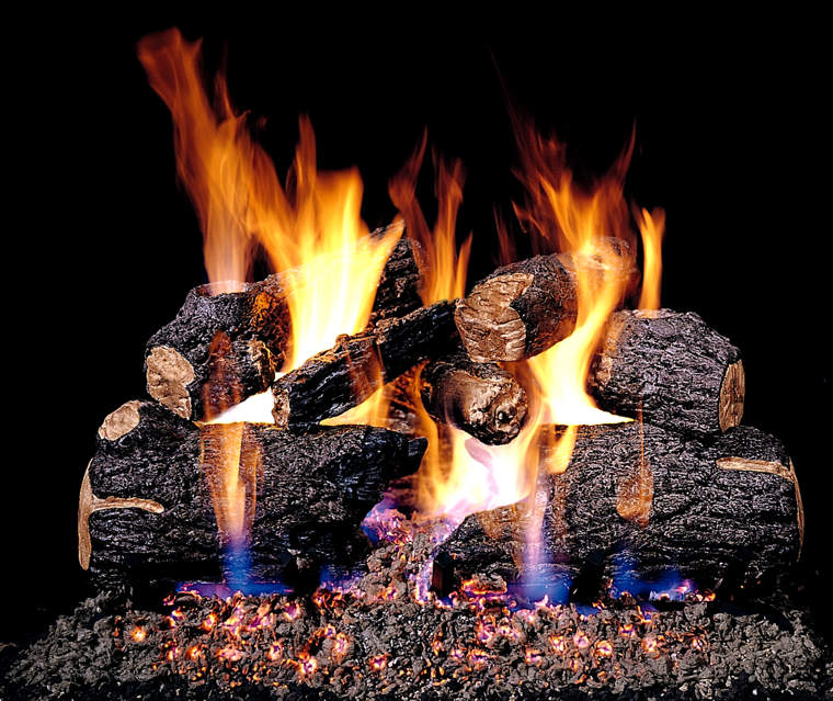 Gas Logs A Popular Option Chimney Safety Institute Of